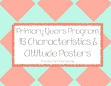 PYP IB Learner Profile Posters