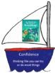 PYP IB Components Bulletin Board Sailboats, Islands, Scroll Paper