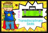 Transdisciplinary Skills - IB PYP
