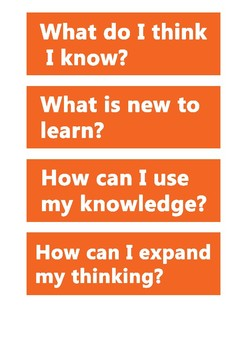 PYP Inquiry Cycle Questions