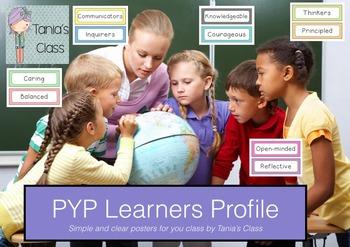 PYP Learner Profile