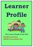 PYP Learner Profile Pack {International Baccalaureate}