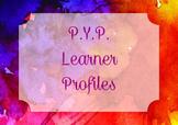 PYP Learner Profiles