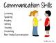 IB PYP Transdisciplinary Skills Classroom Posters