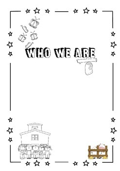PYP Transdisciplinary Themes Title Pages