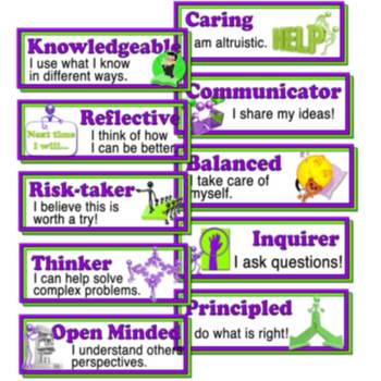 PYP Learner Profiles