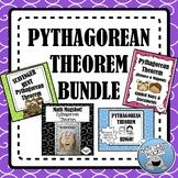 PYTHAGOREAN THEOREM BUNDLE!!