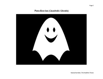 Pa-ra-boo-las (Quadratic Ghosts)