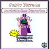 Pablo Neruda Literary Bundle