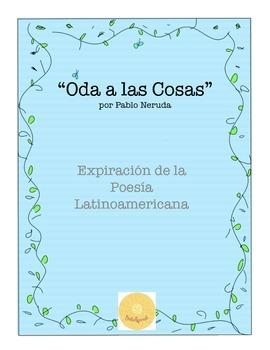 Pablo Neruda:  Latin-American Poetry