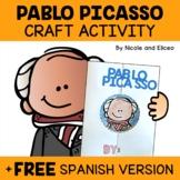 Hispanic Heritage Craft - Pablo Picasso Activity