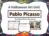 Pablo Picasso: A  Halloween Art Unit