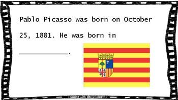 Pablo Picasso - Biography