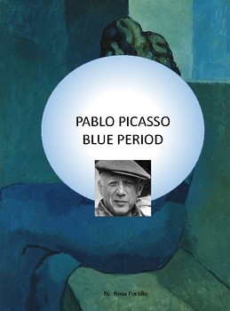 Pablo Picasso Blue Period Posters With Quotes
