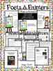 Pablo Picasso - CC Close Reading, Poetry & Art Biography Lit Unit Bundled Set