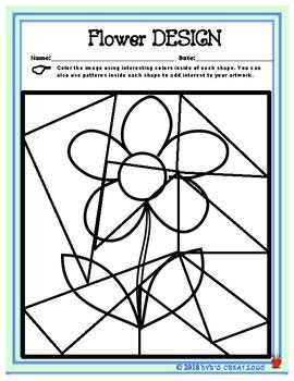 Pablo Picasso & Cubism Art SMART Lesson Plan: Art Activity & Art History