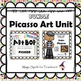 Pablo Picasso - Famous Artists Art Unit - Biography Art Un