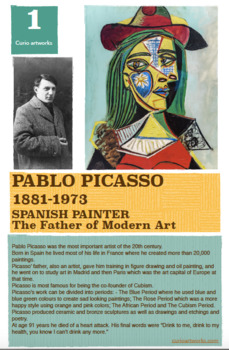 Pablo Picasso Information