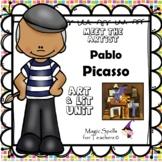 Pablo Picasso - Meet the Artist - Artist of the Month - Mini Unit Printables
