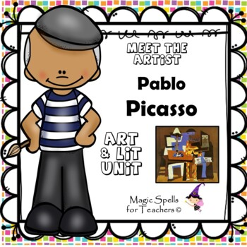 Pablo Picasso - Meet the Artist - Artist of the Month - Mi
