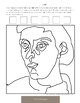 Pablo Picasso No Prep Art History Coloring Sheets - and Art Activities