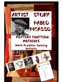 Pablo Picasso Pottery Function Machines