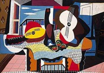 Pablo Picasso Power Point and Art Making Lesson