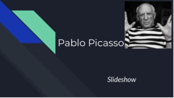 Pablo Picasso PowerPoint Slideshow