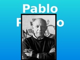 Pablo Picasso biography PPT + art project