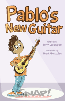 Pablo's Guitar - Printable Leveled Reader