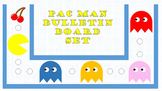 Pac Man Bulletin Board Set COMMERCIAL USE