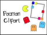 Pac-Man Clipart