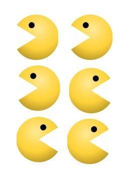 Pac Man Rechnen