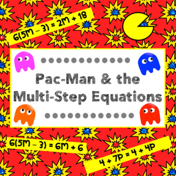 Pac-Man & the Multi-Step Equations