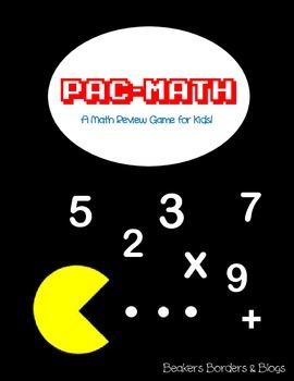 Pac-Math