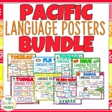Pacific BUNDLE Greetings Introductions Farewells Classroom
