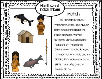 Pacific Northwest Native American Tribes
