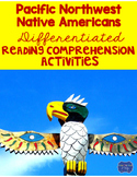 Pacific Northwest Native Americans Differentiated Activities