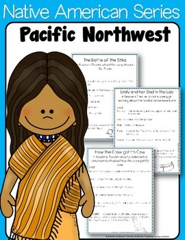 Pacific Northwest Native Americans Readers Theater {Levele