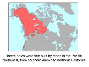 Pacific Northwest Totem Poles PowerPoint