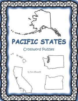 Pacific States Crossword Puzzles