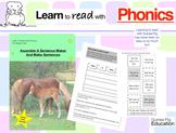 Pack 15. Assemble A Sentence Maker And Make Sentences (Pre Reader Work Pack) 3+