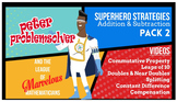 Pack 2: Superhero Addition and Subtraction Strategies