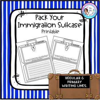 Pack Your Immigration Suitcase