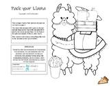 Pack a Llama