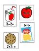 Pack a Lunch Math Center Game