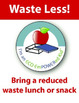 Pack a Reduced Waste Lunch or Snack Kit (intermediate version)