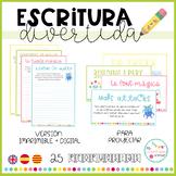 Pack de ESCRITURA DIVERTIDA