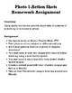 Pack of 15 Photography Homework Assignments