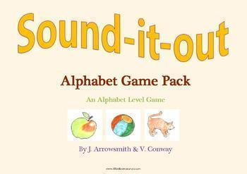 Alphabet Games Pack